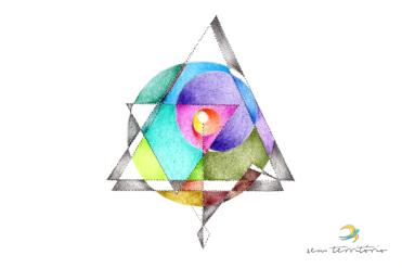 abstrato/nanquim e lápis de cor em papel montval/15x21cm/original disponível para venda/ semterritório