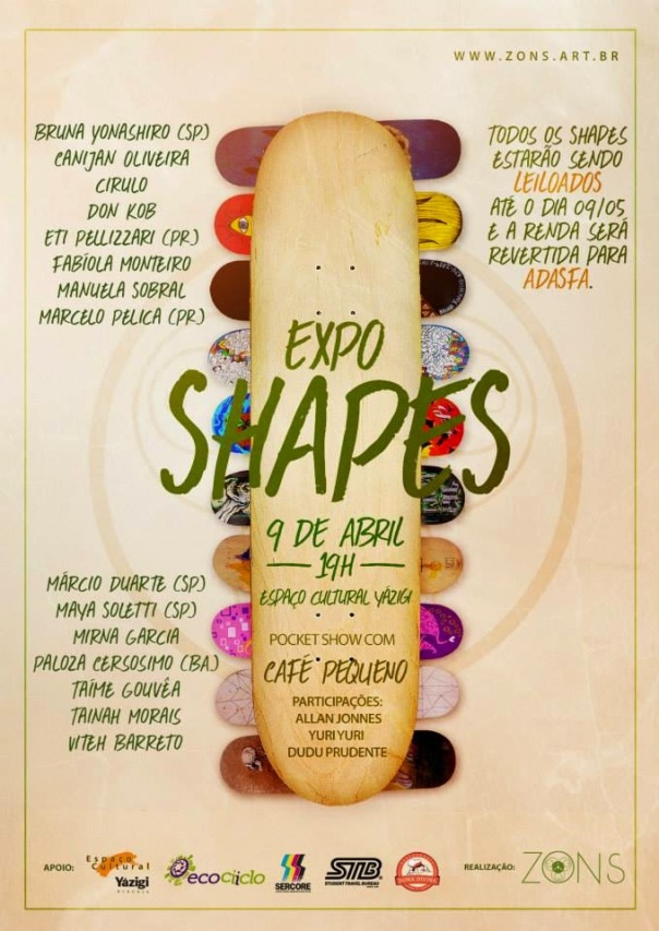 EXPO SHAPES - ZONS