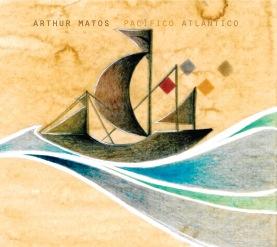 Ilustração para Cd de Arthur Matos.