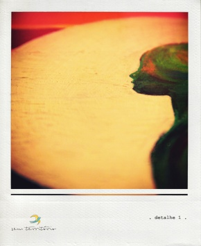detalhe natarajasana/ acrílica e caneta posca em compensado de madeira/ 30x40cm/ original vendido/ sem territorio