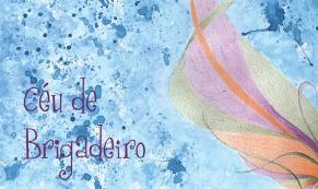 Ilustração para livro de Joana Cortez - Céu de brigadeiro