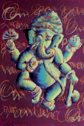 Ganesha para Nellie