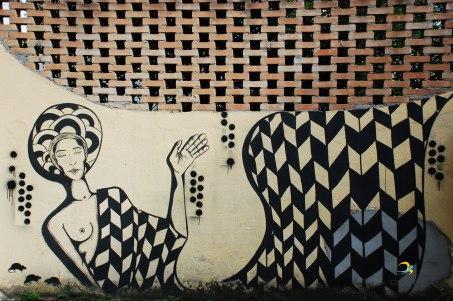 muro estúdio de música kalundú - são paulo - sp/ semterritorio