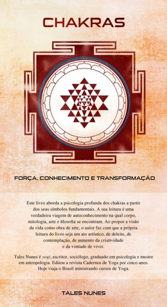 capa livro Chakras - Tales Nunes