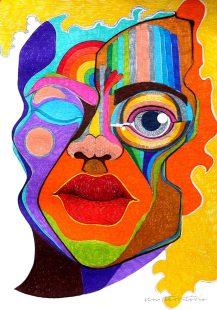 das cores/ stabilo em moleskine/original indisponivel/ semterritorio