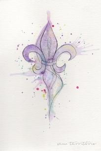 flor de lis/ semterritorio