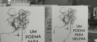 Capa do livro Um poema para Helena - Helena Ferreira