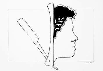 Ilustração para o site Razão Inadequada