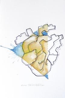 Ilustrações para projeto de estamparia em parceria com Helena Ferreira e Crivo Editora