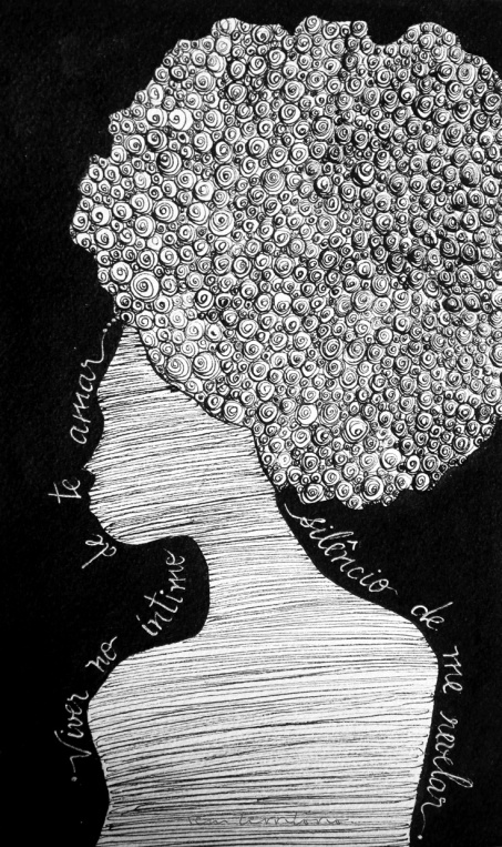 Ilustração em parceria com Nívea Sabino